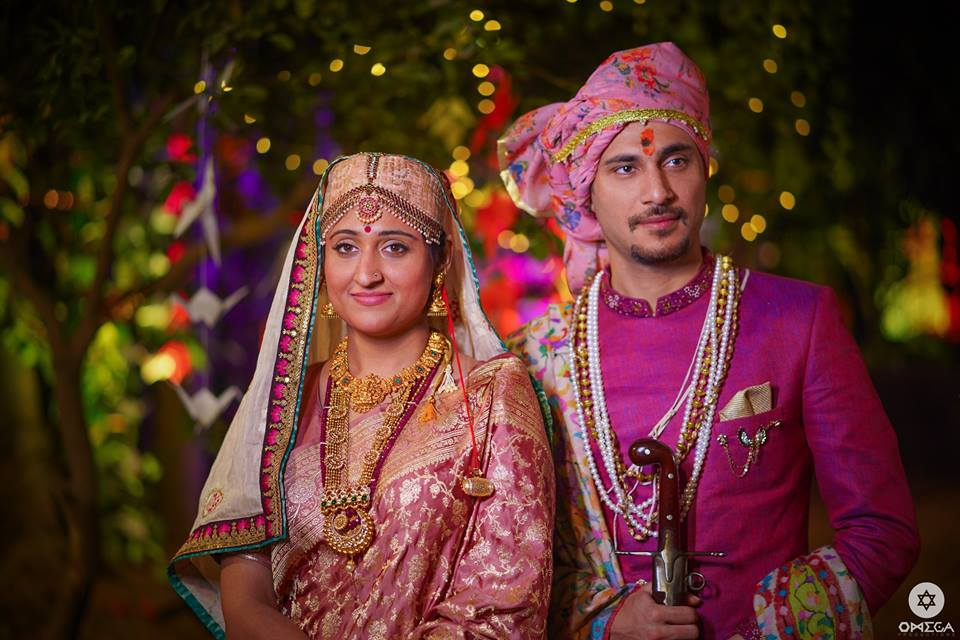 Marathi Wedding Couple