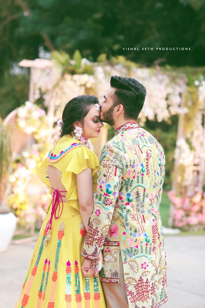 Outfits for haldi