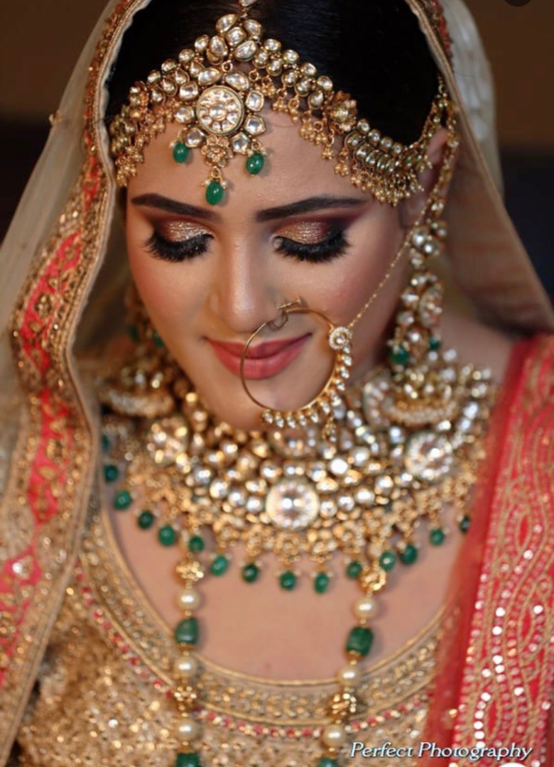 Beautiful Sikh bride