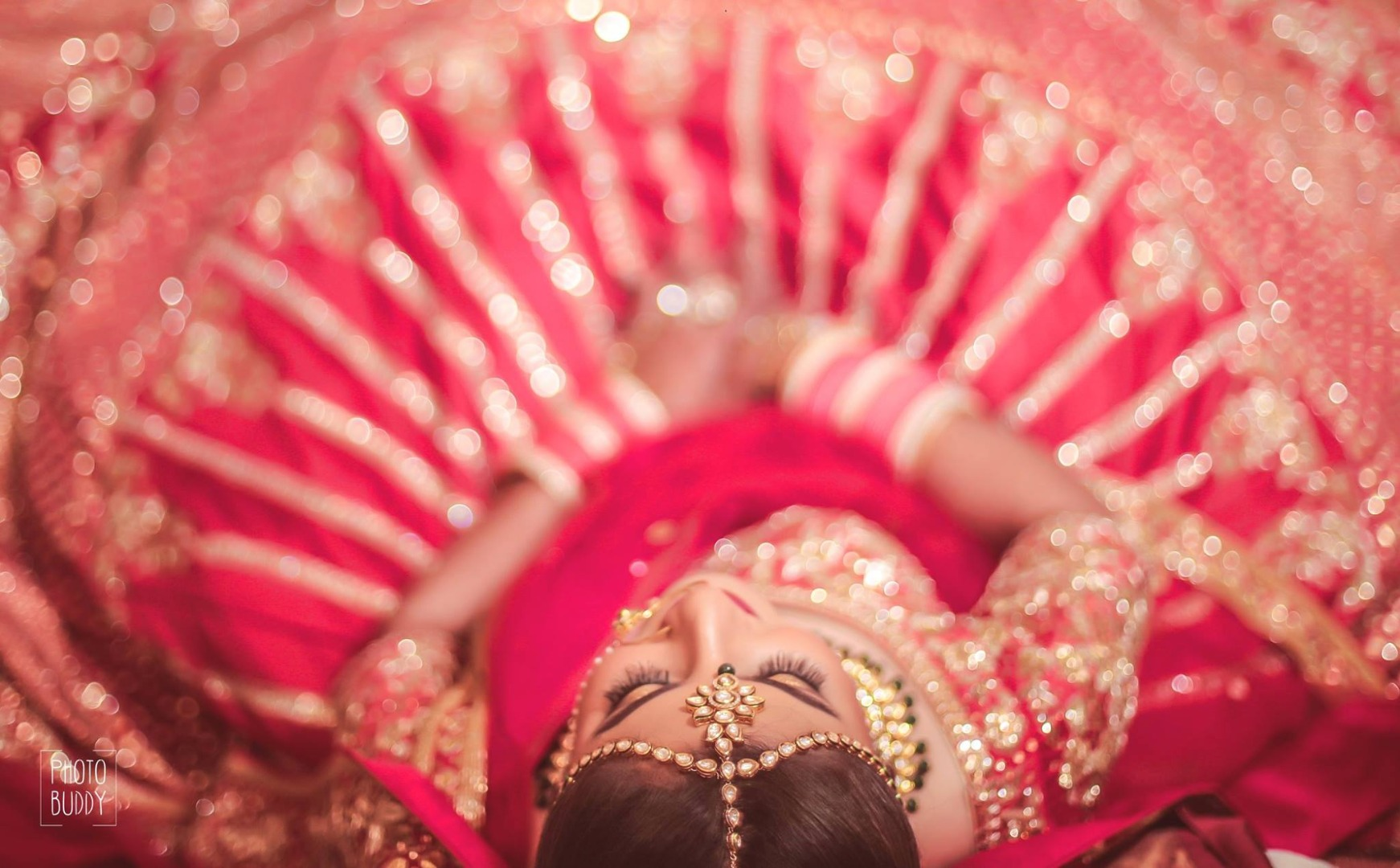Bridal Mang Tikka Ideas