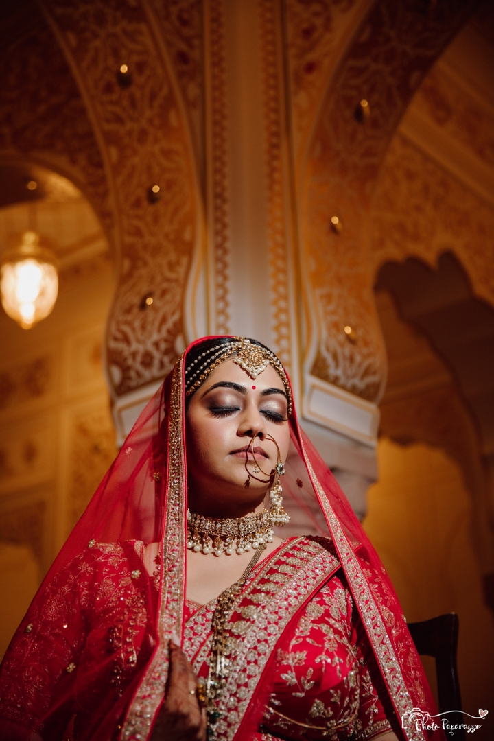 Makeup Looks for Indian Brides