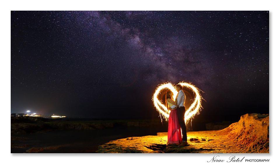 Romantic Couple Pre Wedding Photoshoot