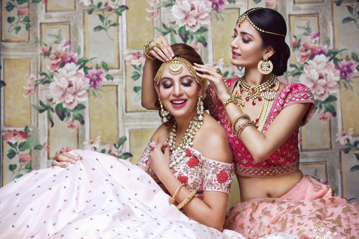 Veerey Di Wedding inspired Bridal Dresses