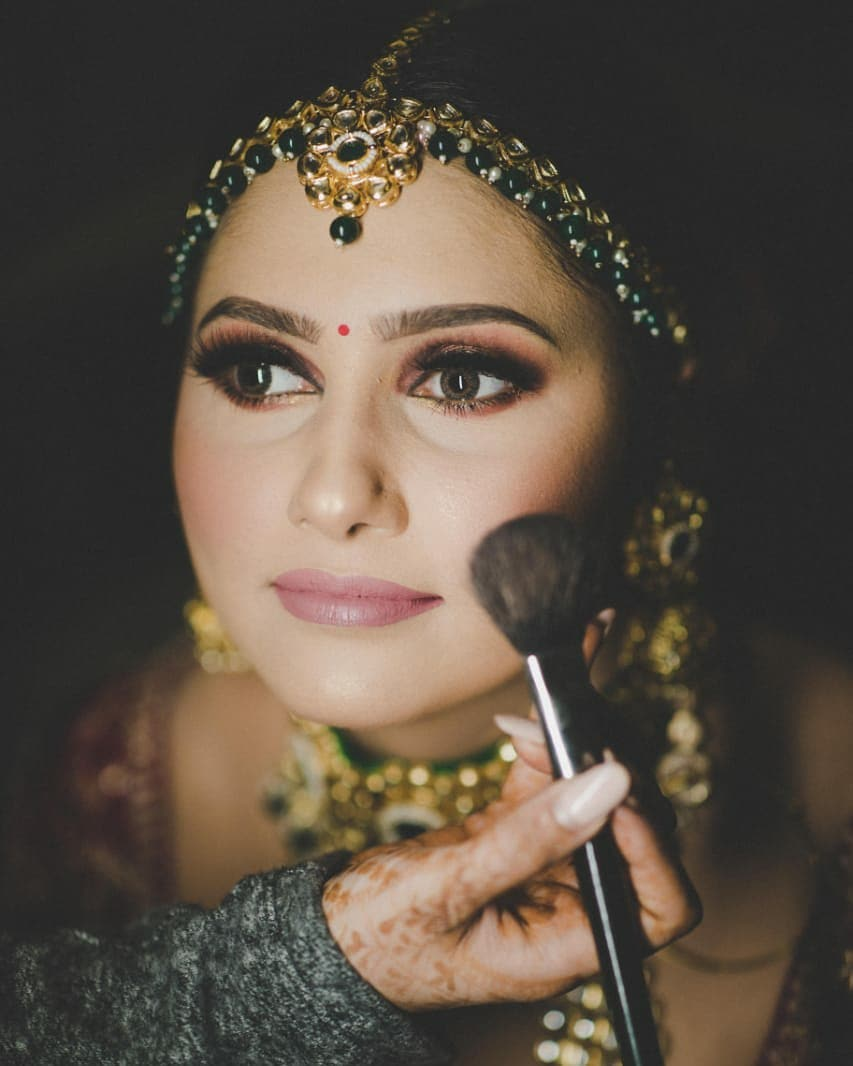 Bridal Makeup Goals