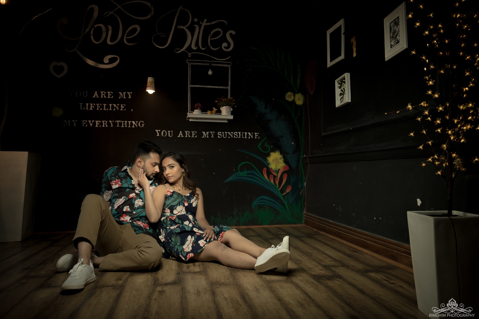 Best Backdrops fro Pre-wedding Photography