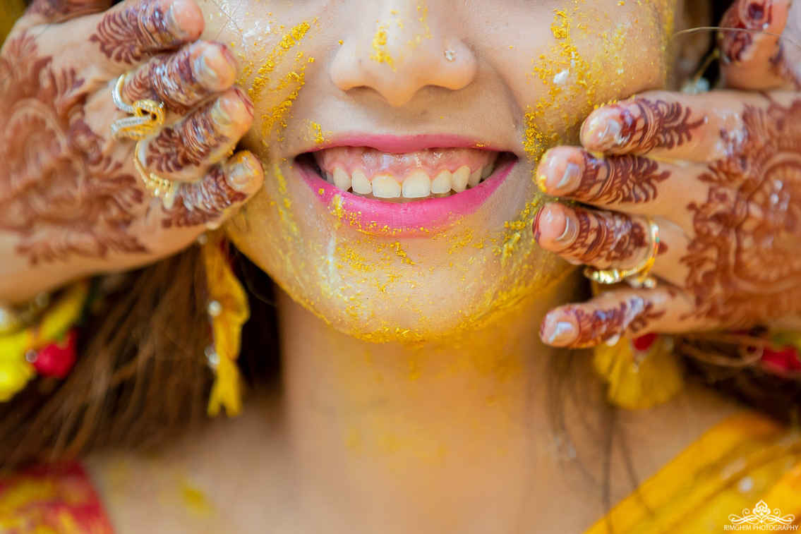 Significance of Haldi Ceremony in Indian Weddings
