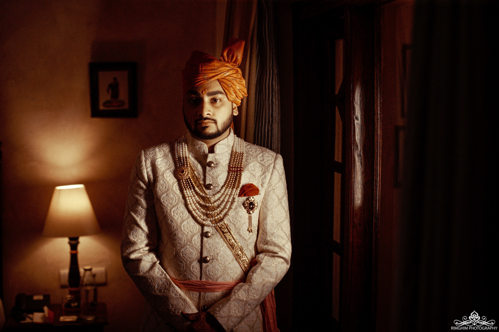 Indian Groom Accessory ideas