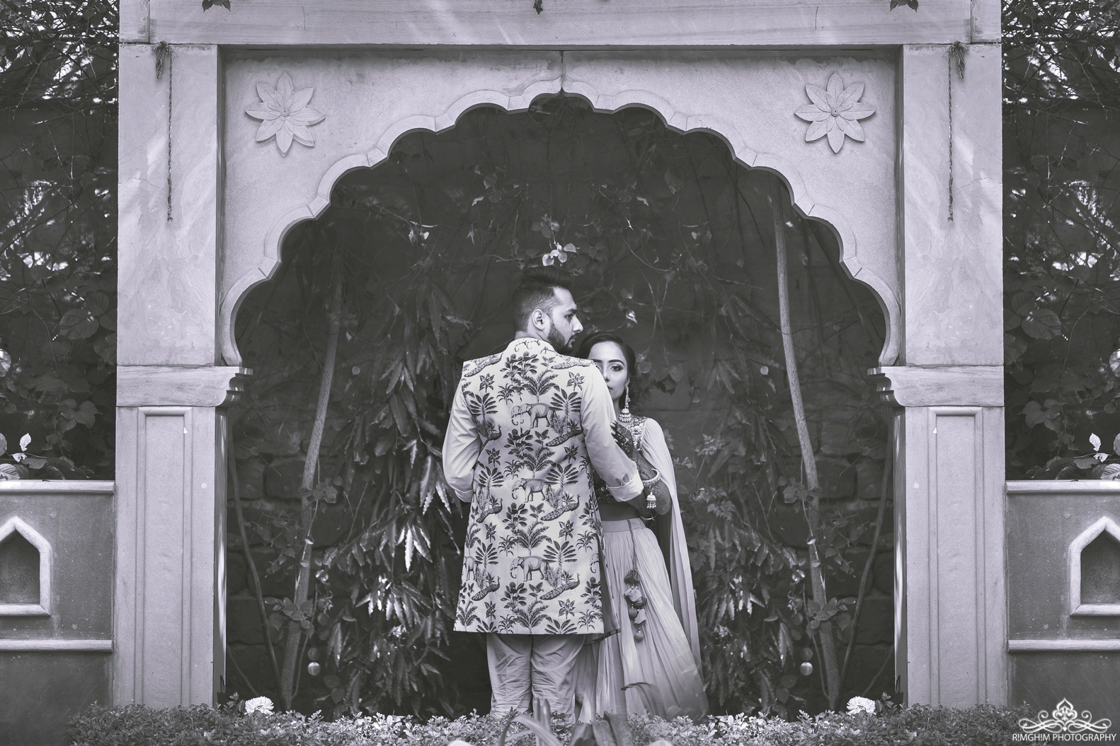 Traditional Indian Wedding Couple pictures