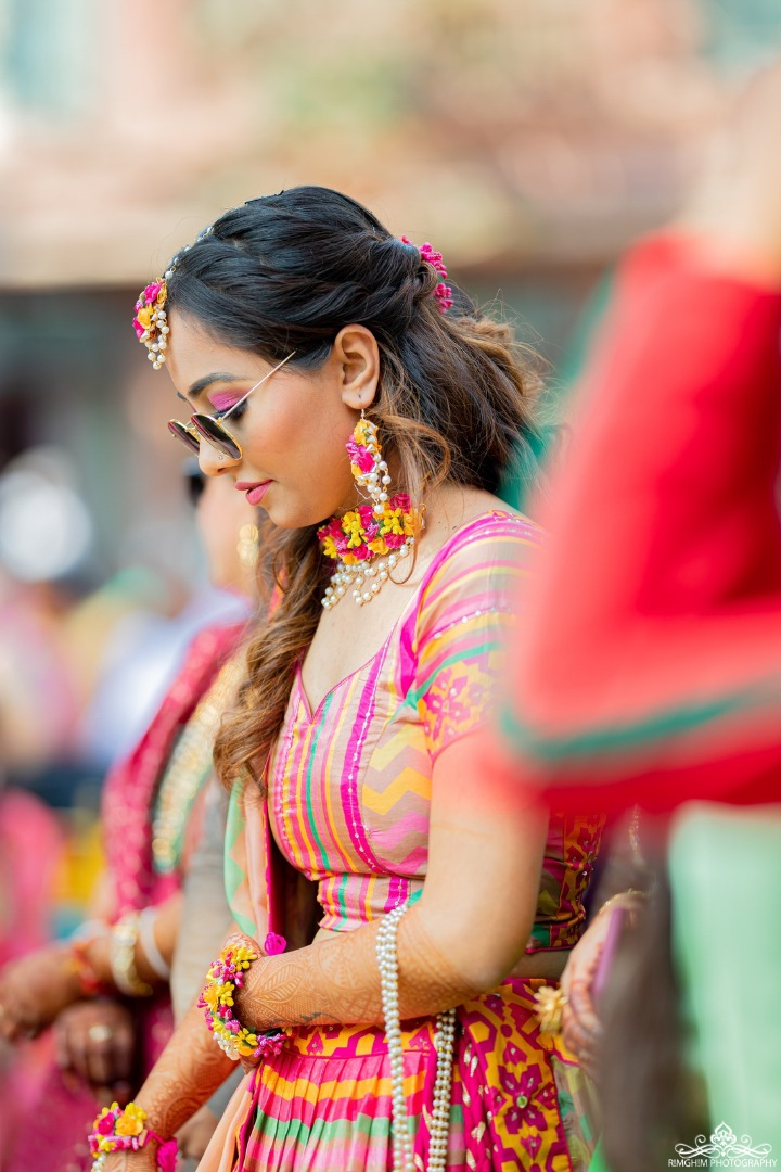 Cool Bridal Accessories for Mehendi Function