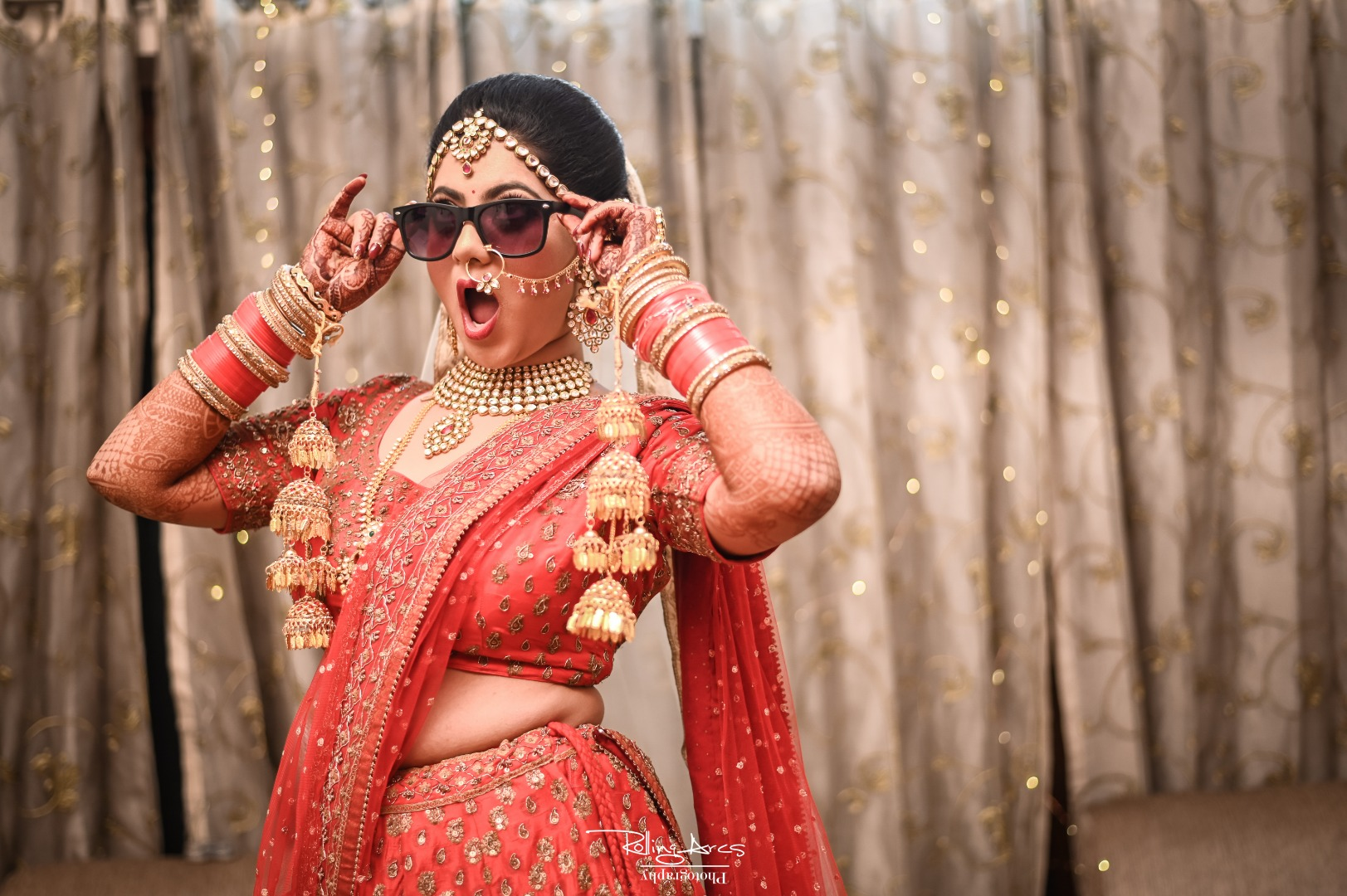 Cool Bridal Photography Ideas