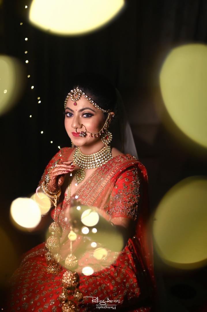 Stunning Indian Bride Portrait
