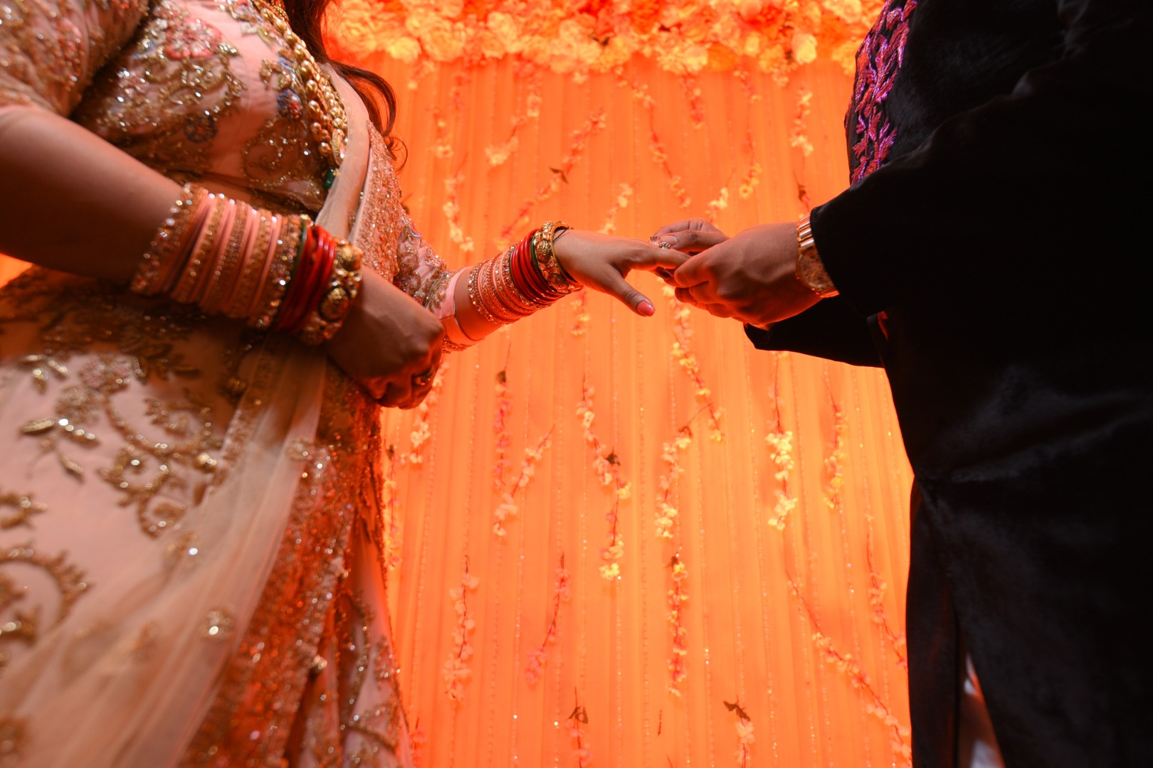 Wonderful Engagement Ceremony Pictures