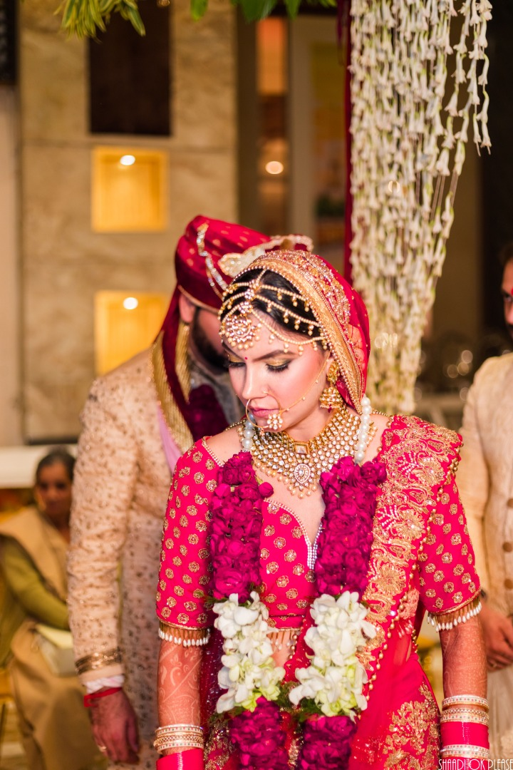 Enchanting Indian Bride