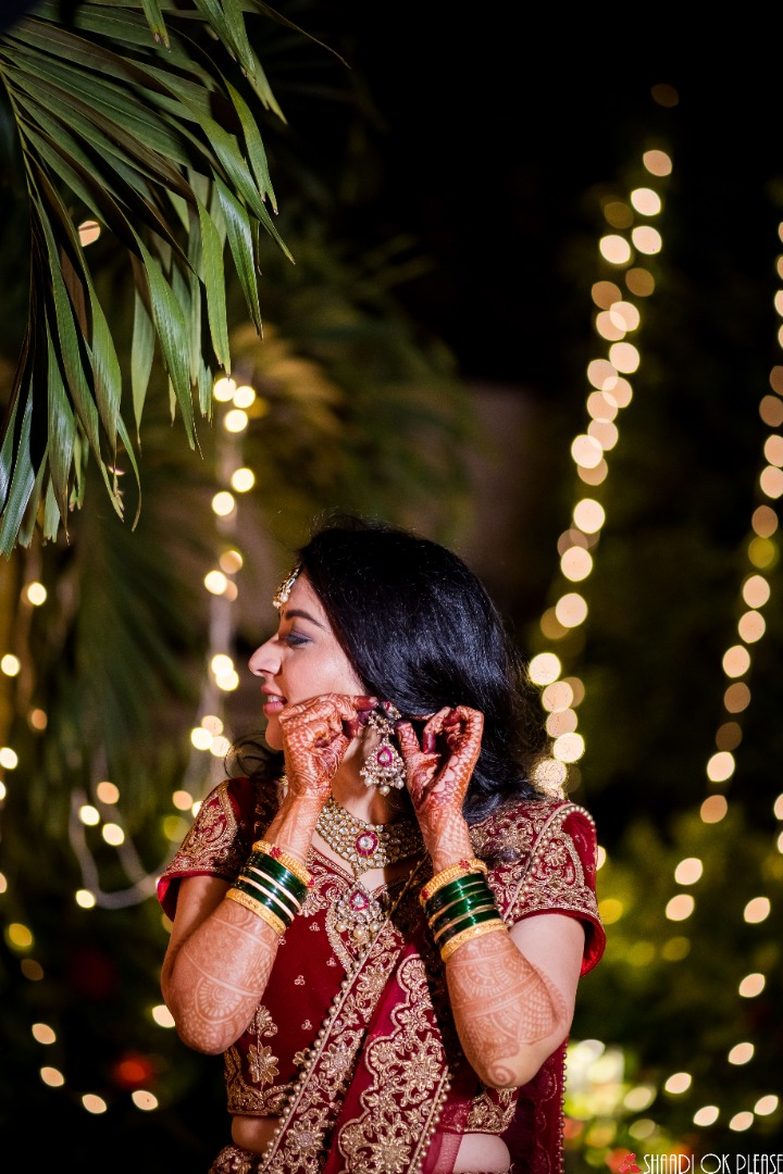 Indian Bride Solo Pictures