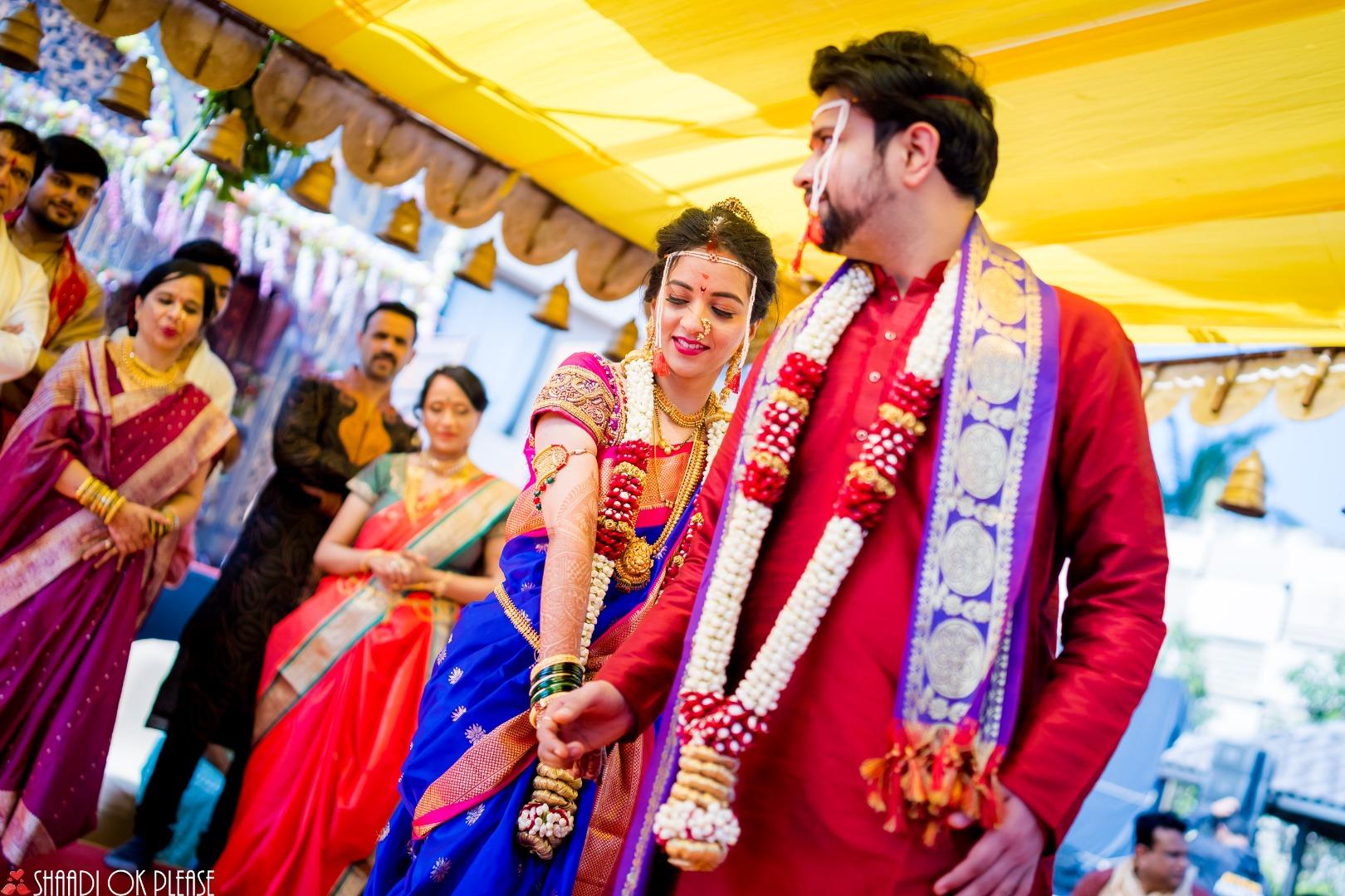 Traditional Marathi Wedding Images