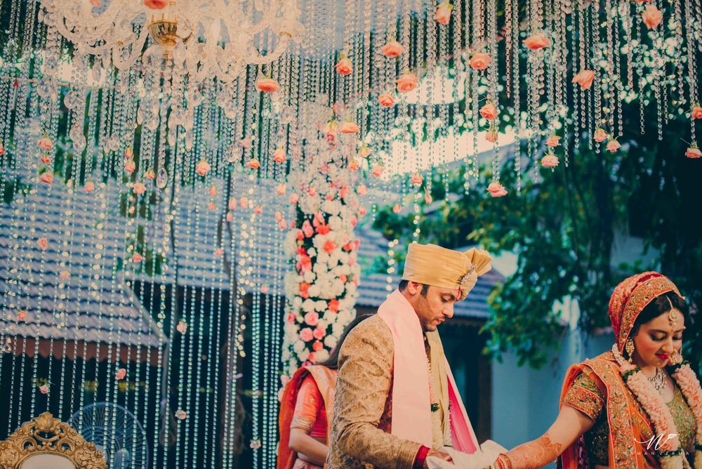 Indian Wedding Guest Seating arrangement