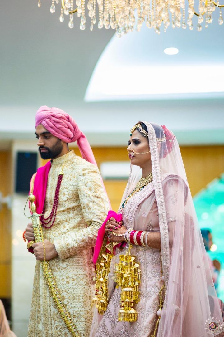 Wedding at Gurudwara