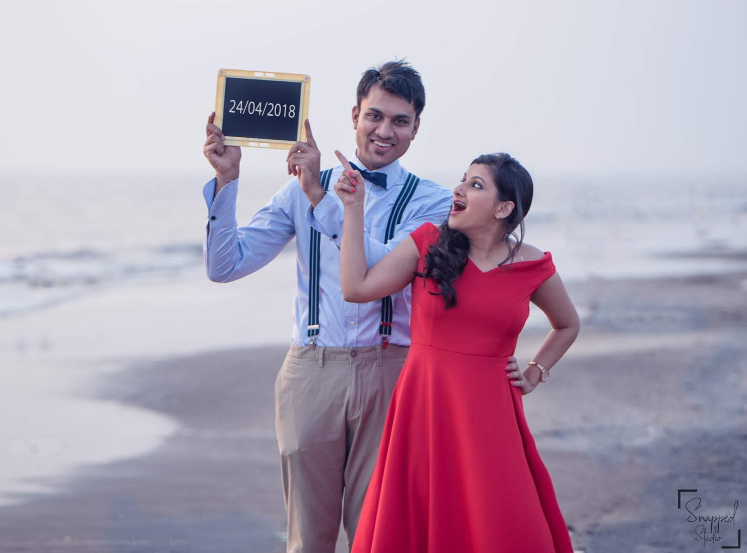 Cute Pre-wedding Images