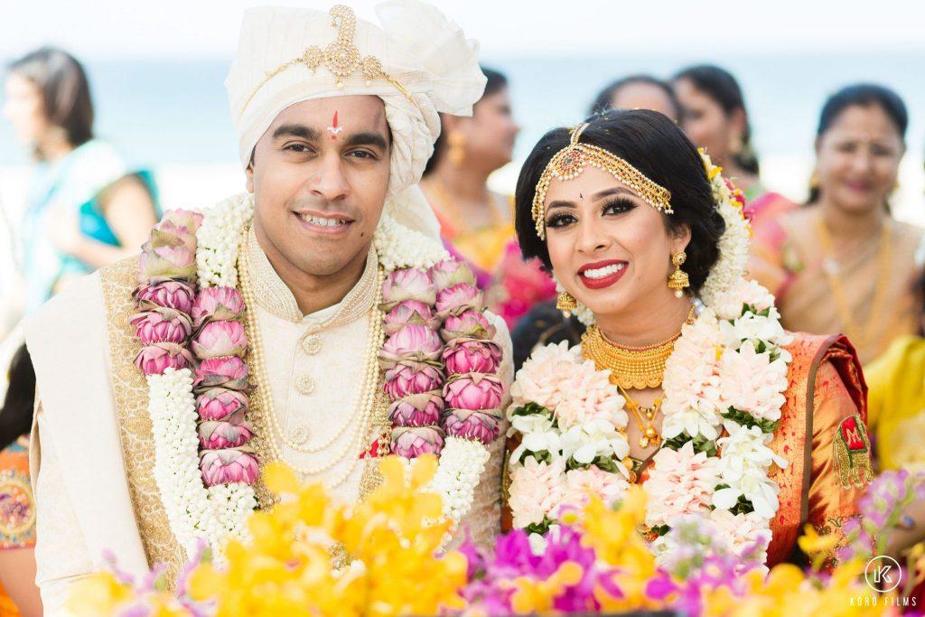 South Indian Wedding photos