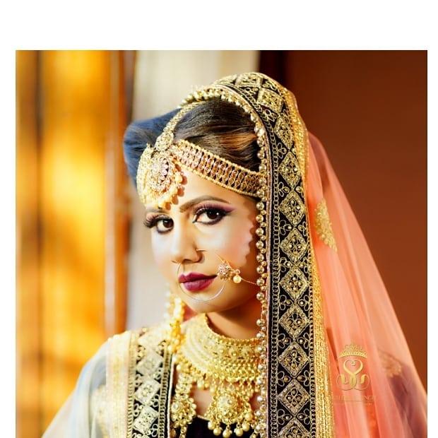 Heavy Bridal Accessories