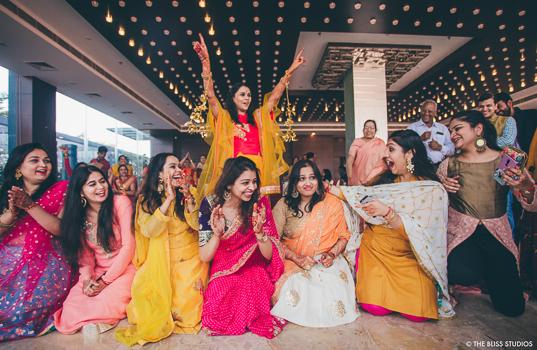 bride at her kaleera ceremony