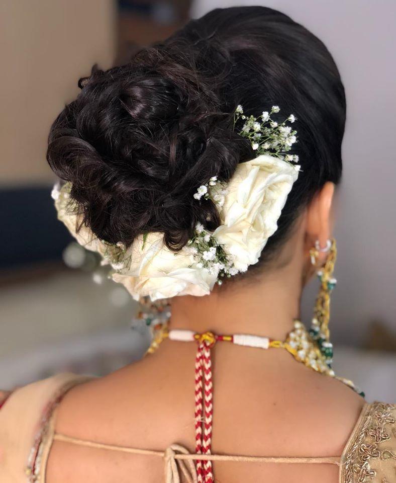 Bridal Hairdo Jura Style