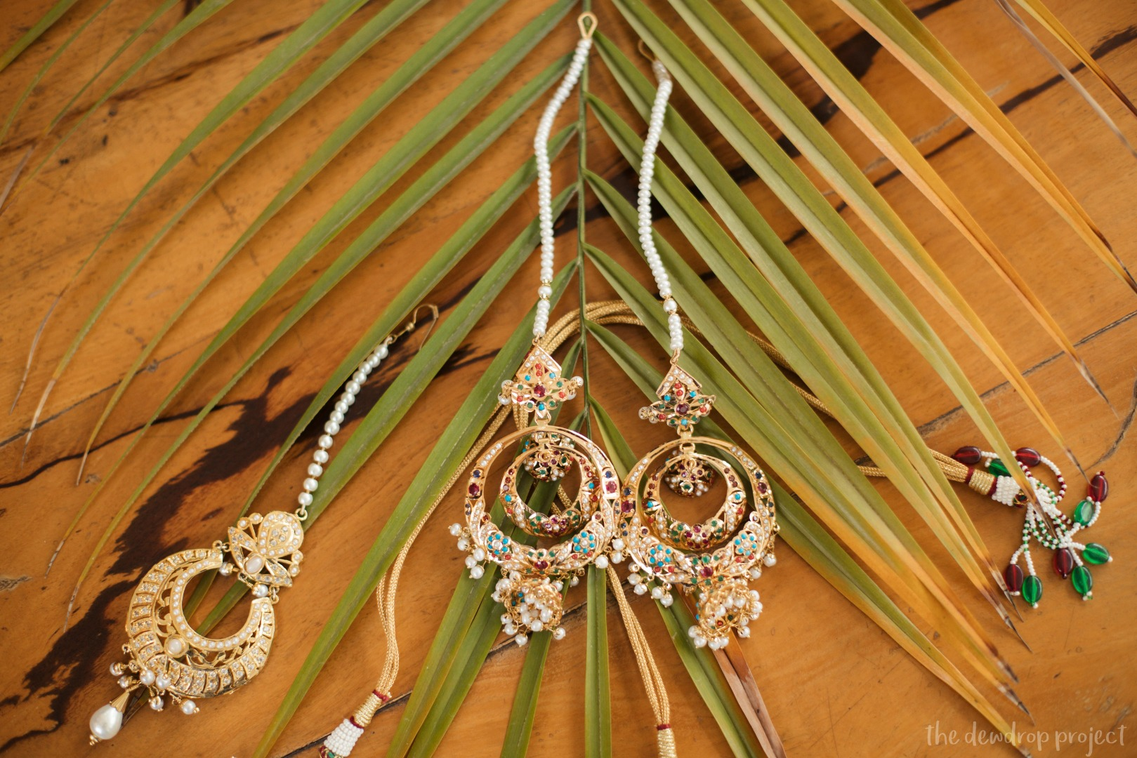 Simple Indian Wedding Jewellery