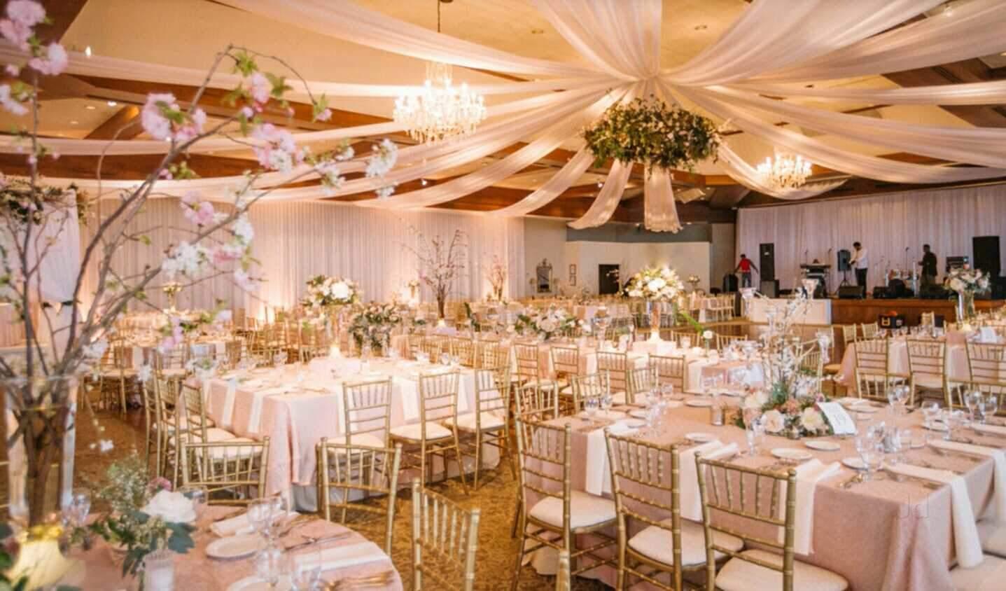 wedding decoration theme setting
