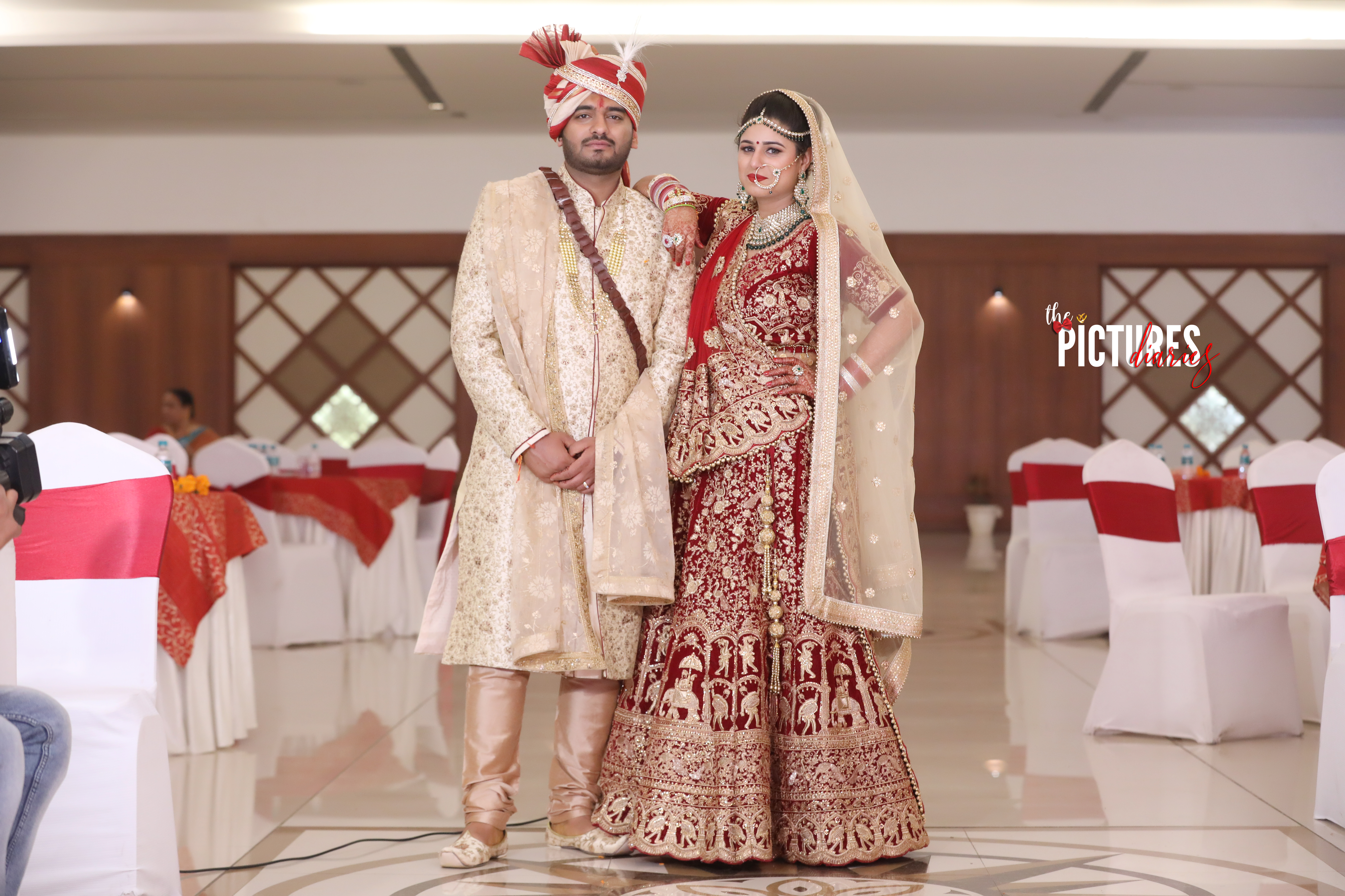 Traditional Outfit Ideas for Bride and Groom