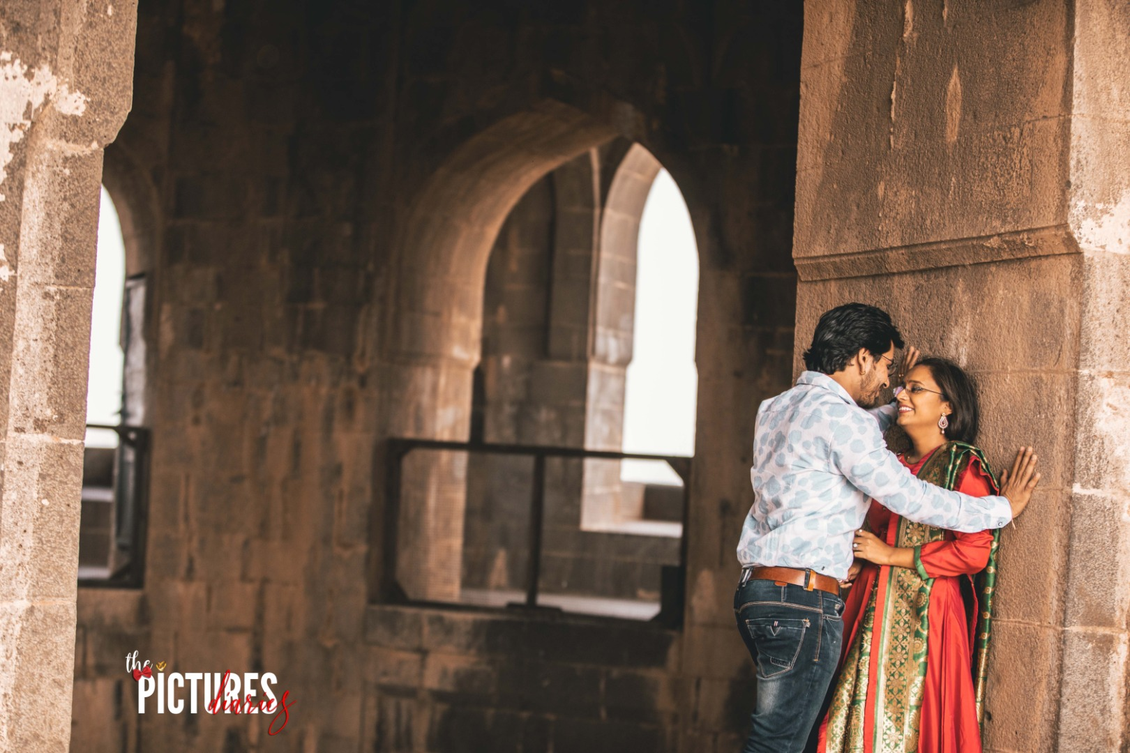Pre-wedding Shoot in Palace