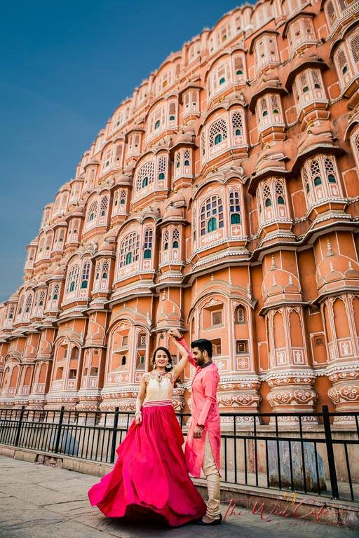Pre Wedding Photography in Jaipur