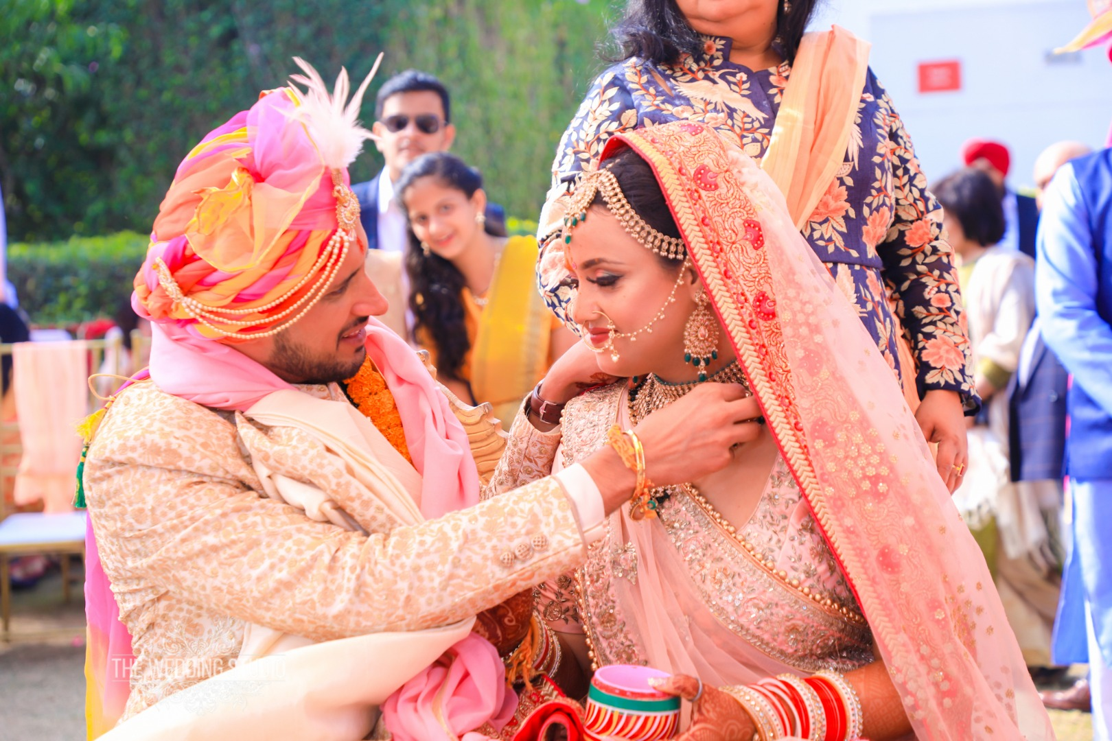 Mangalsutra Indian Weddings
