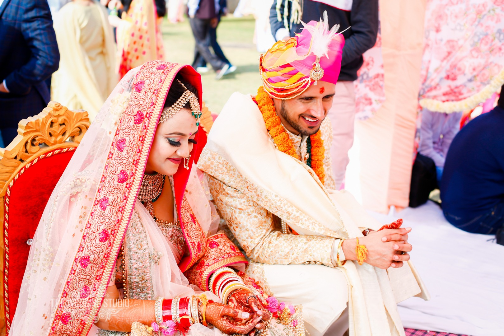 Stunning Indian Wedding Pictures