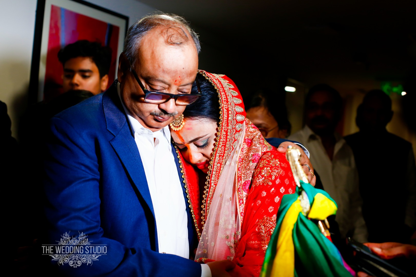 Emotional Moments in Indian Weddings