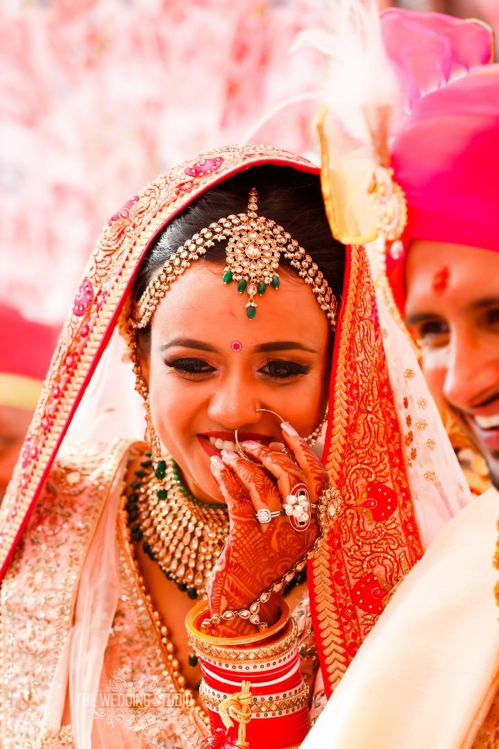 Gorgeous Indian Bridal Portraits