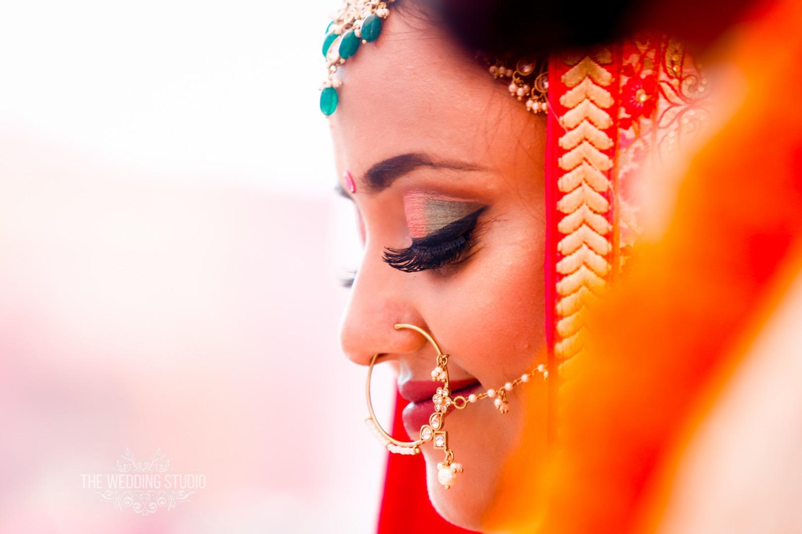 Indian Bridal Nath Designs