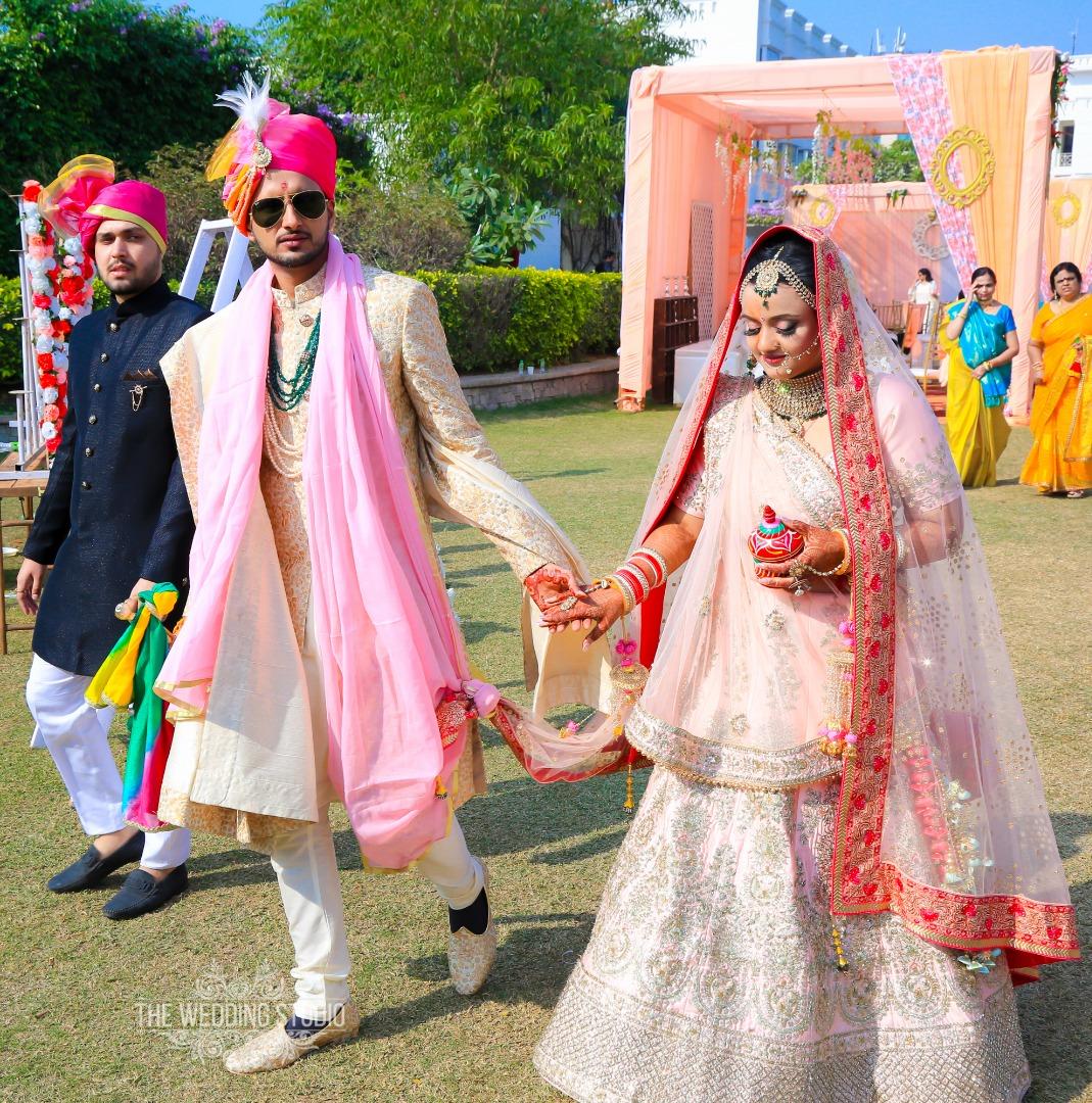 Wedding Couple Entry Ideas