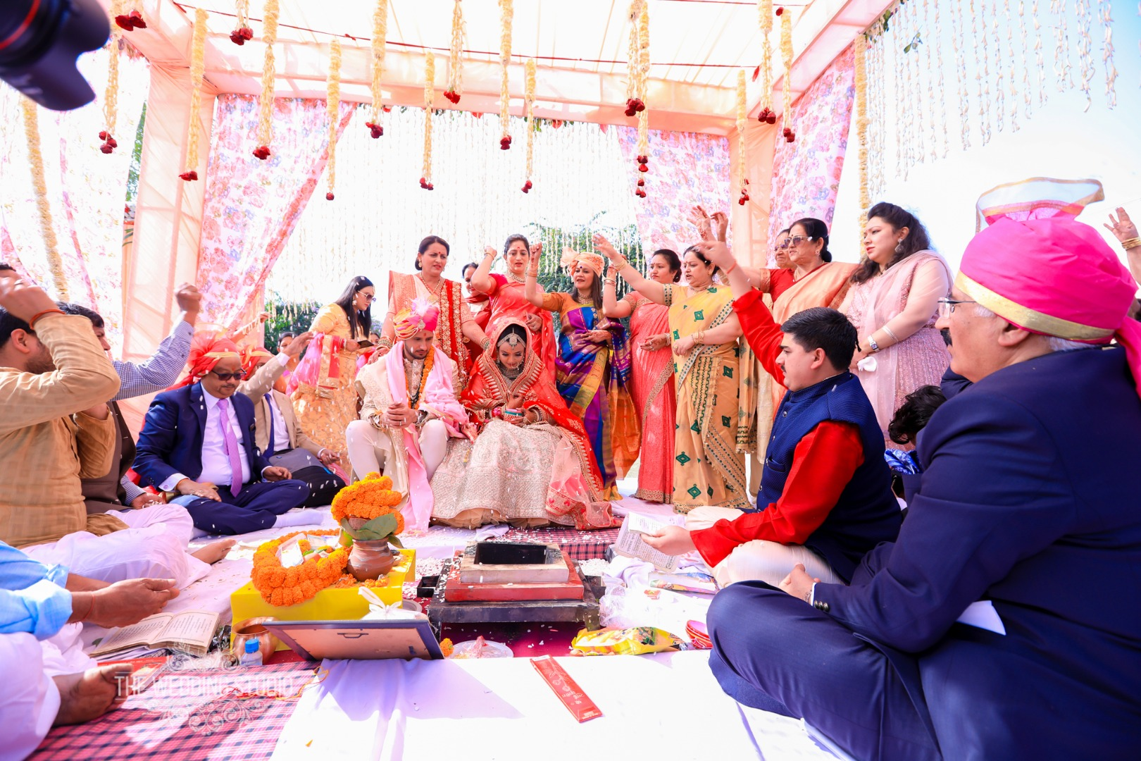 Indian Wedding Mandap Pictures