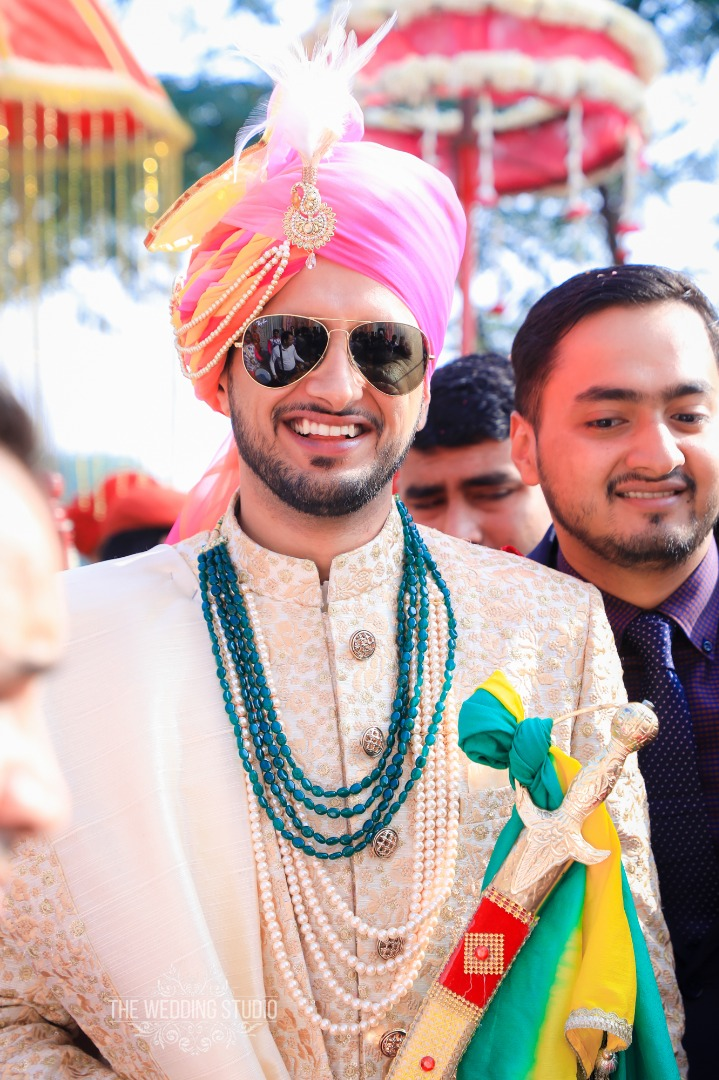 Best accessories for Indian Groom