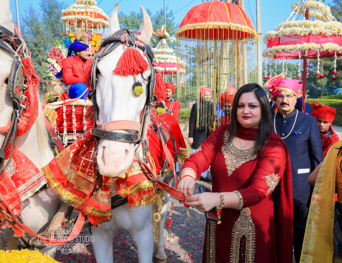 Baraat in Indian Weddings