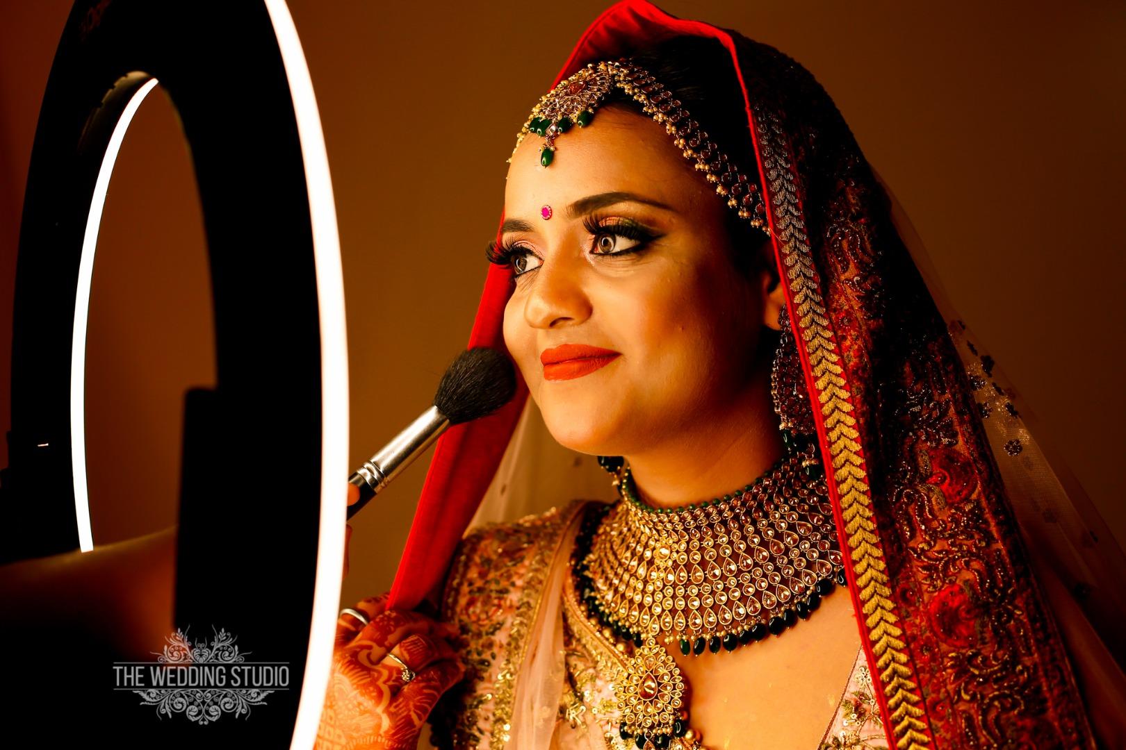 Elegant Bridal Makeup Ideas