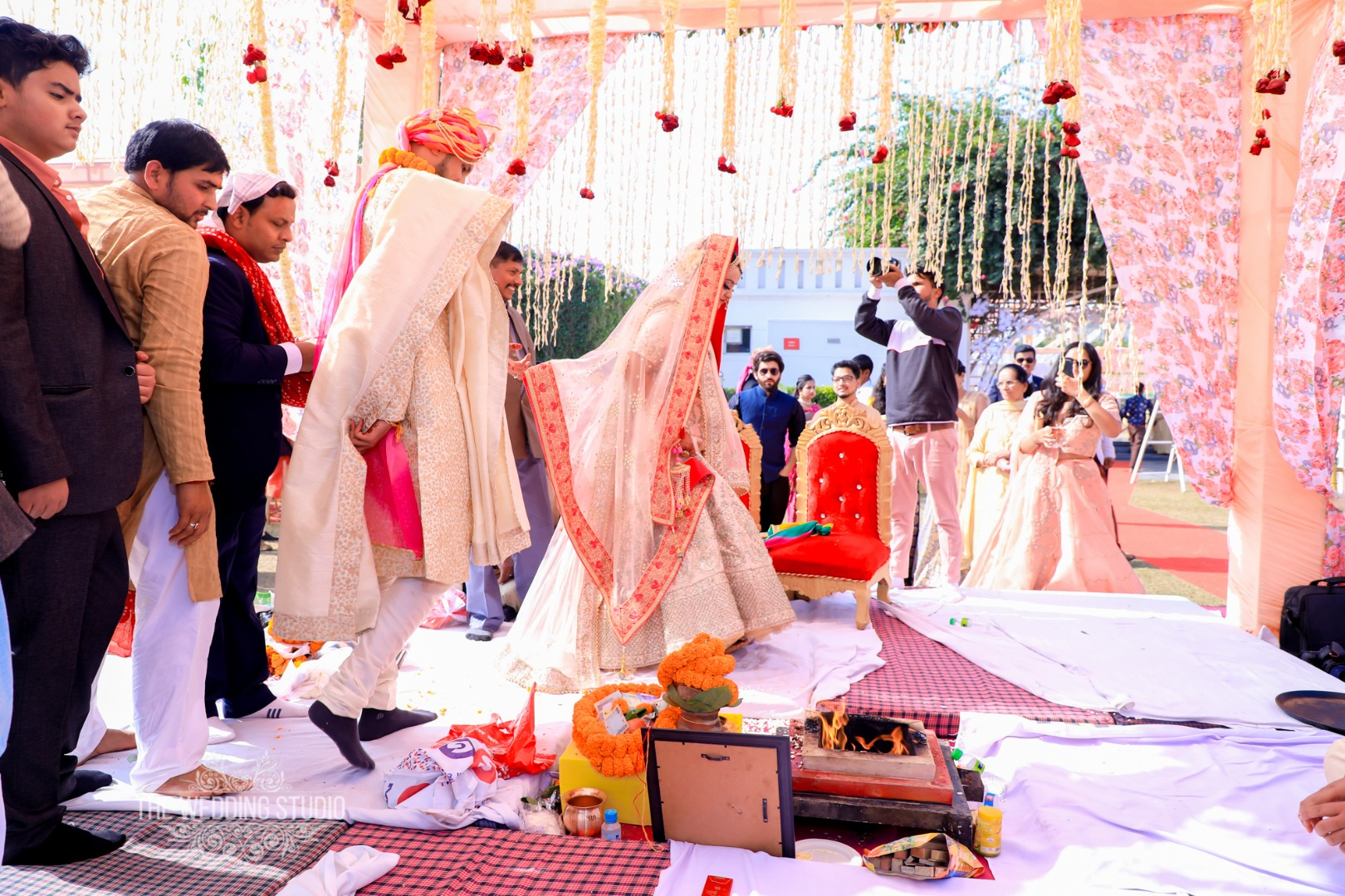 Phera Ceremony in Indian Weddings