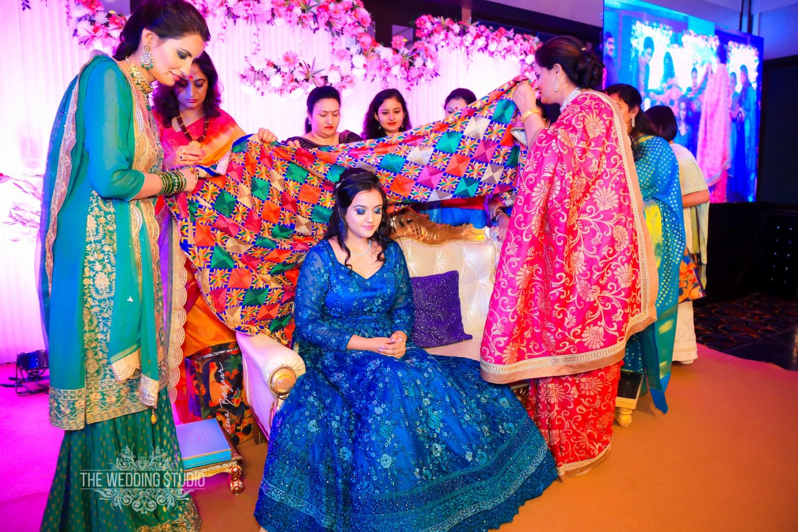 Roka Ceremony in Indian Weddings