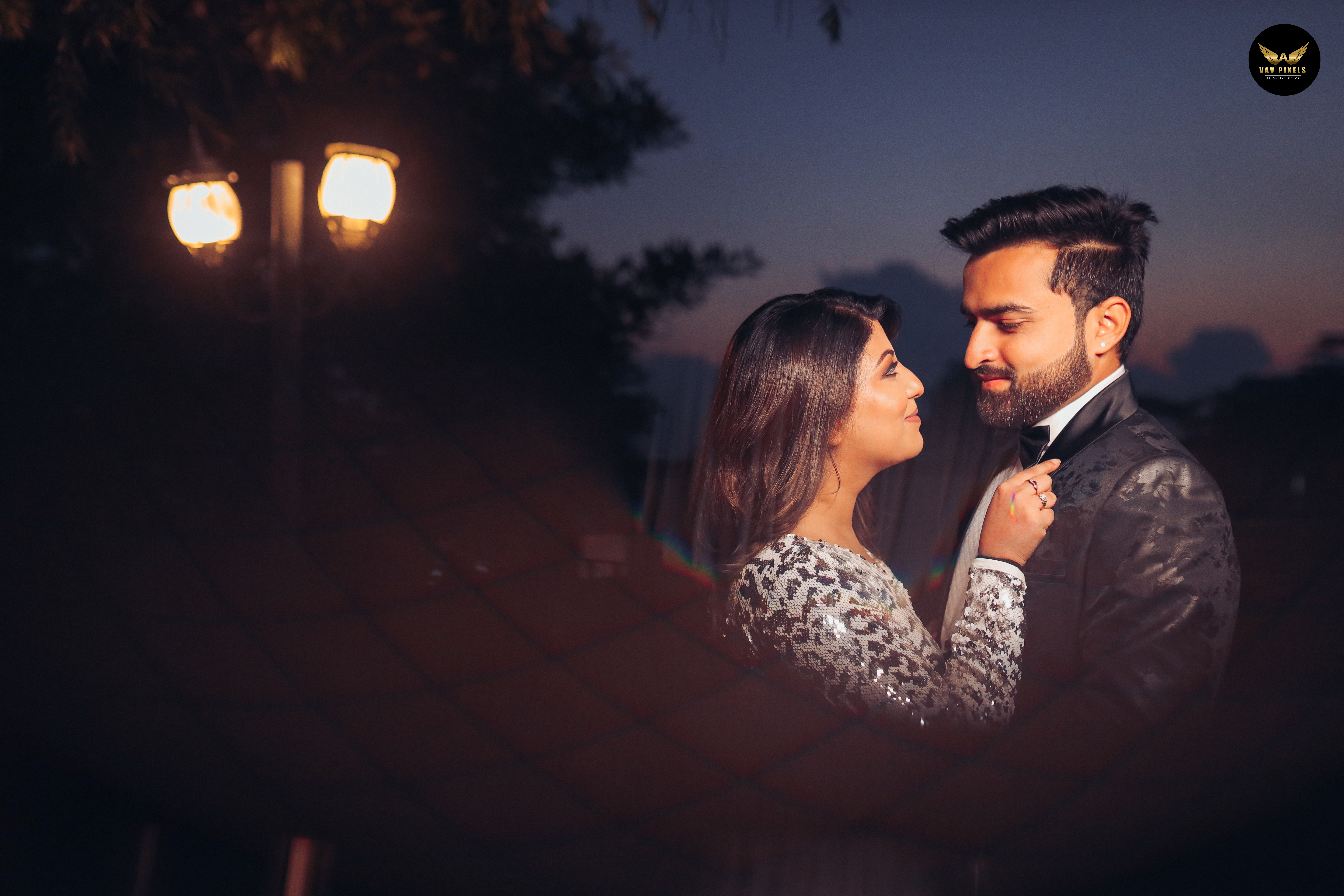 Best Pre Wedding Couple Portrait Poses