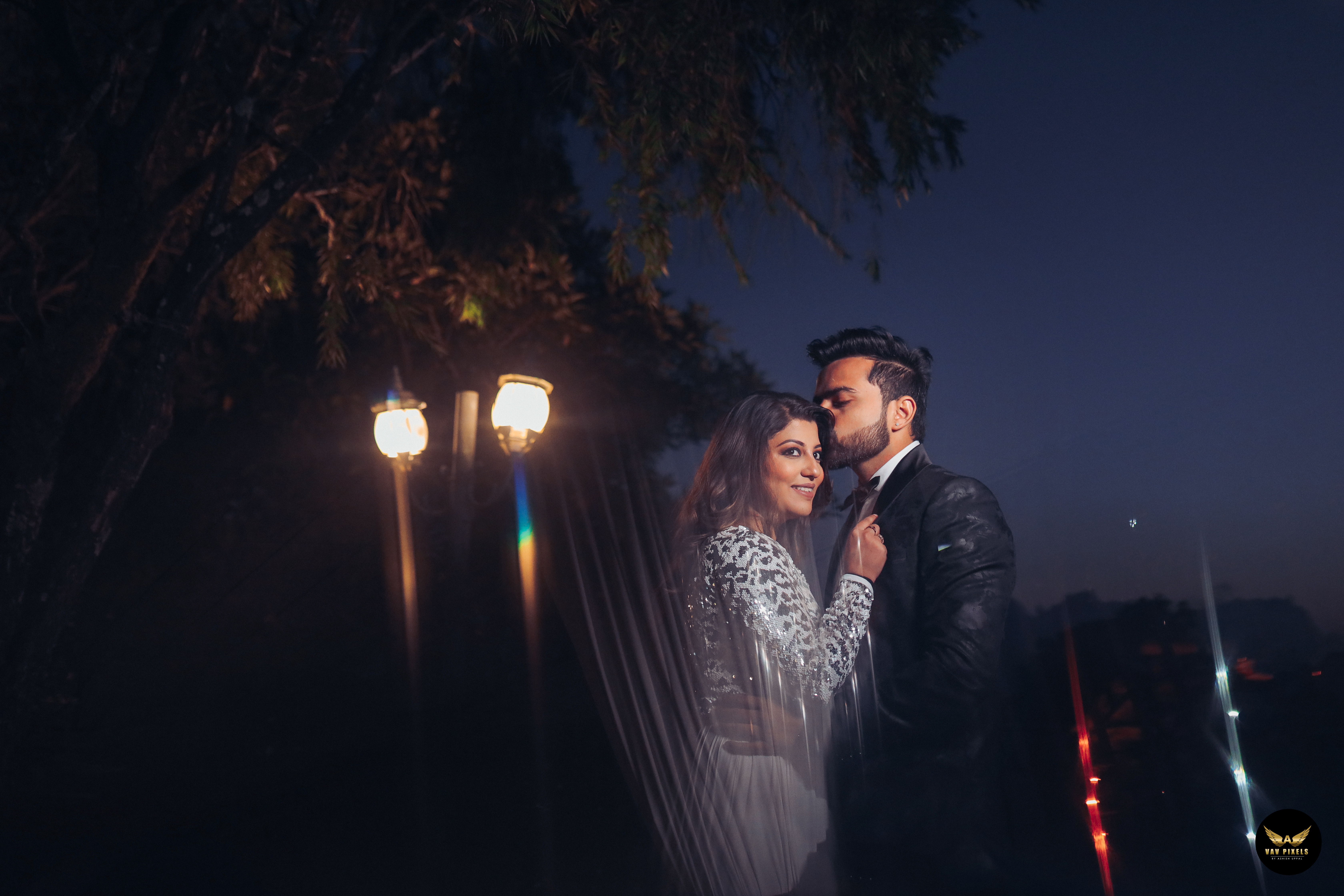Aesthetic Indian Pre-wedding photoshoot