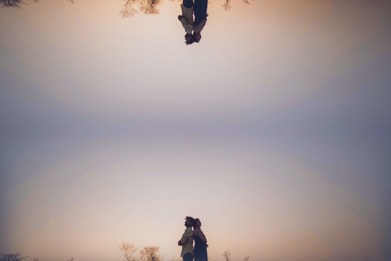 Couple Pre Wedding Photo edits