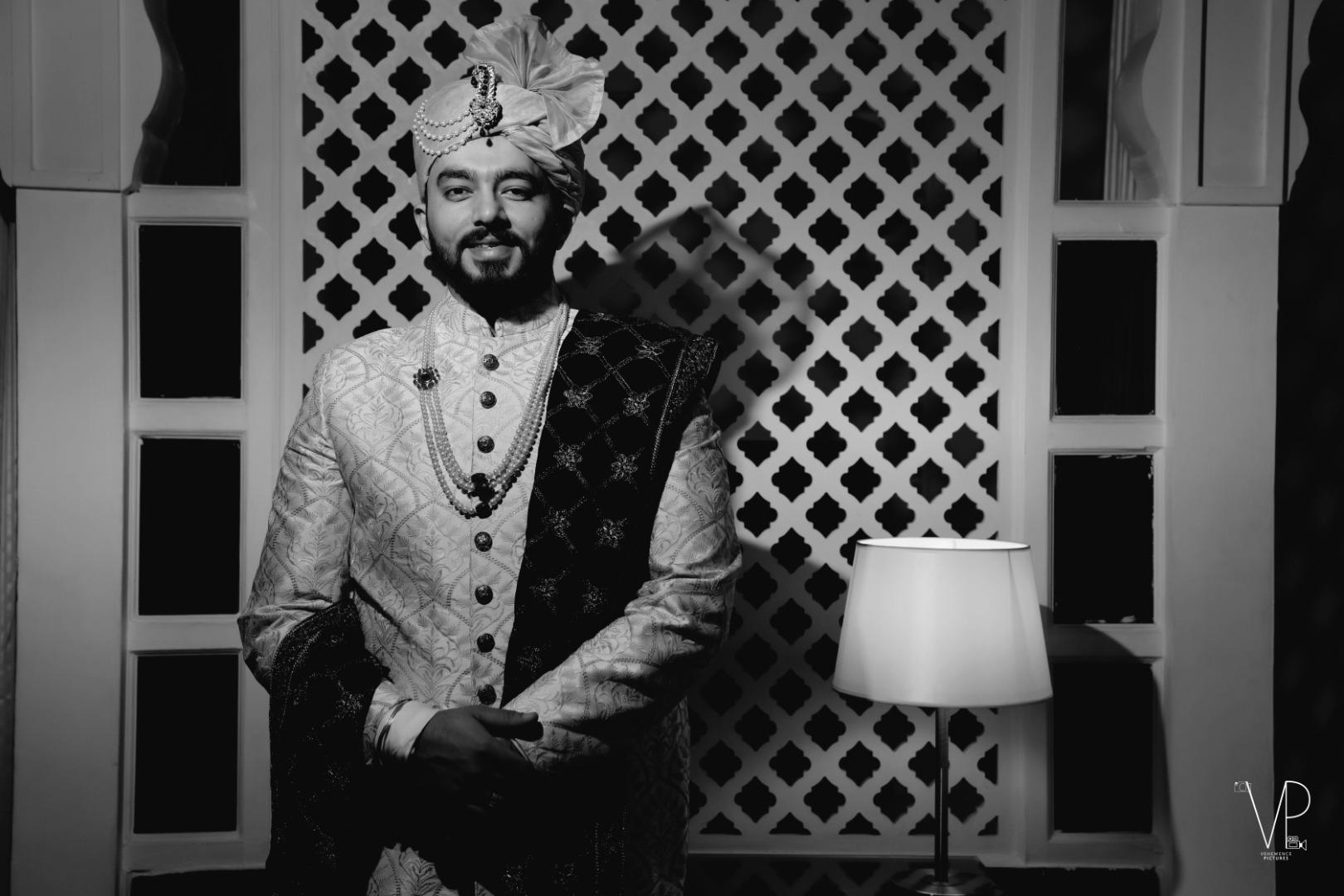 Best Indian Groom Portraits
