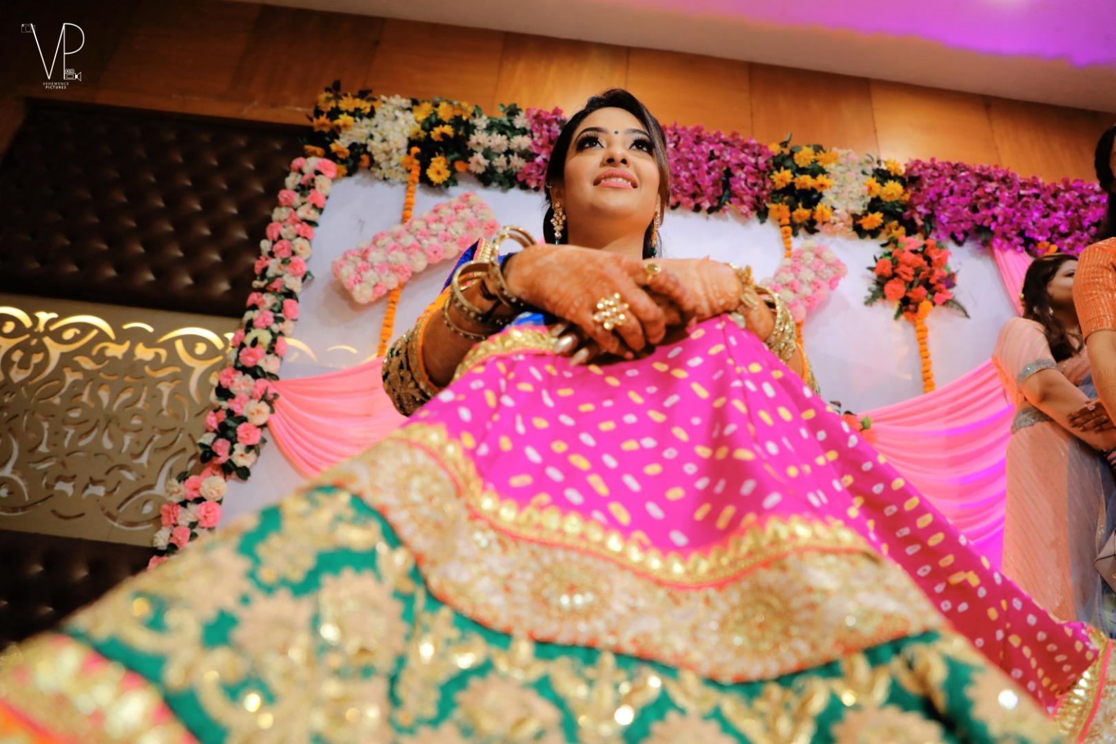 Wedding Reception Bridal Photography