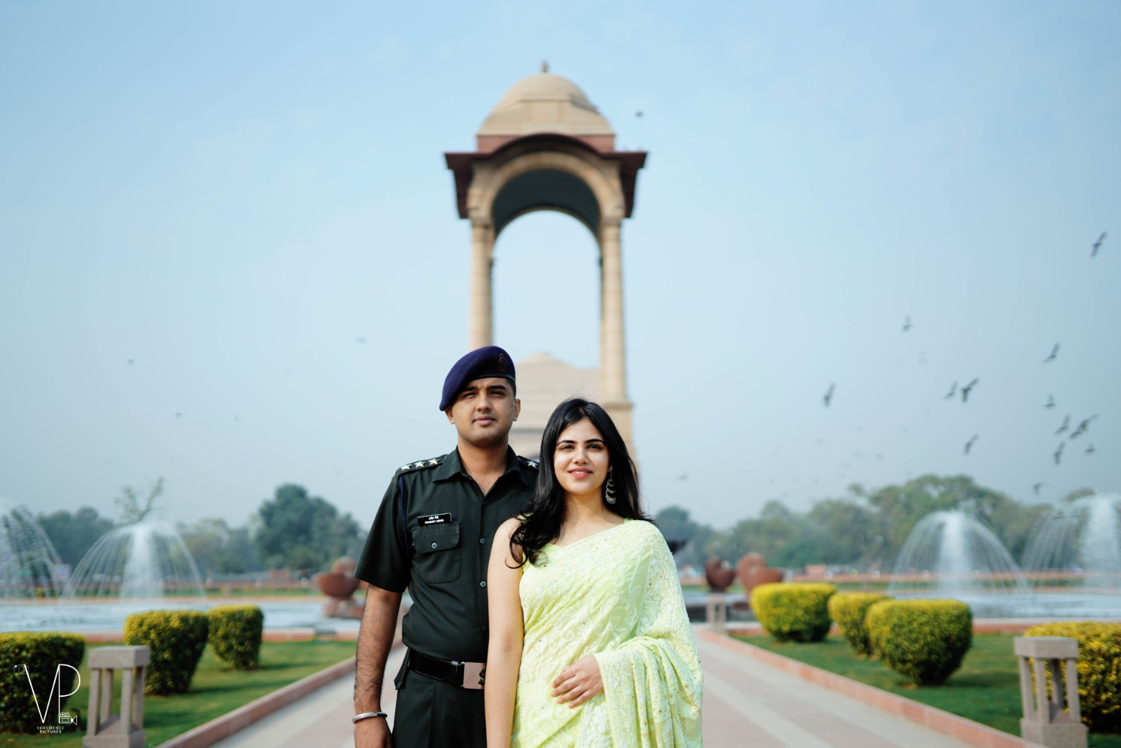 Best Locations for Pre-wedding Shoot