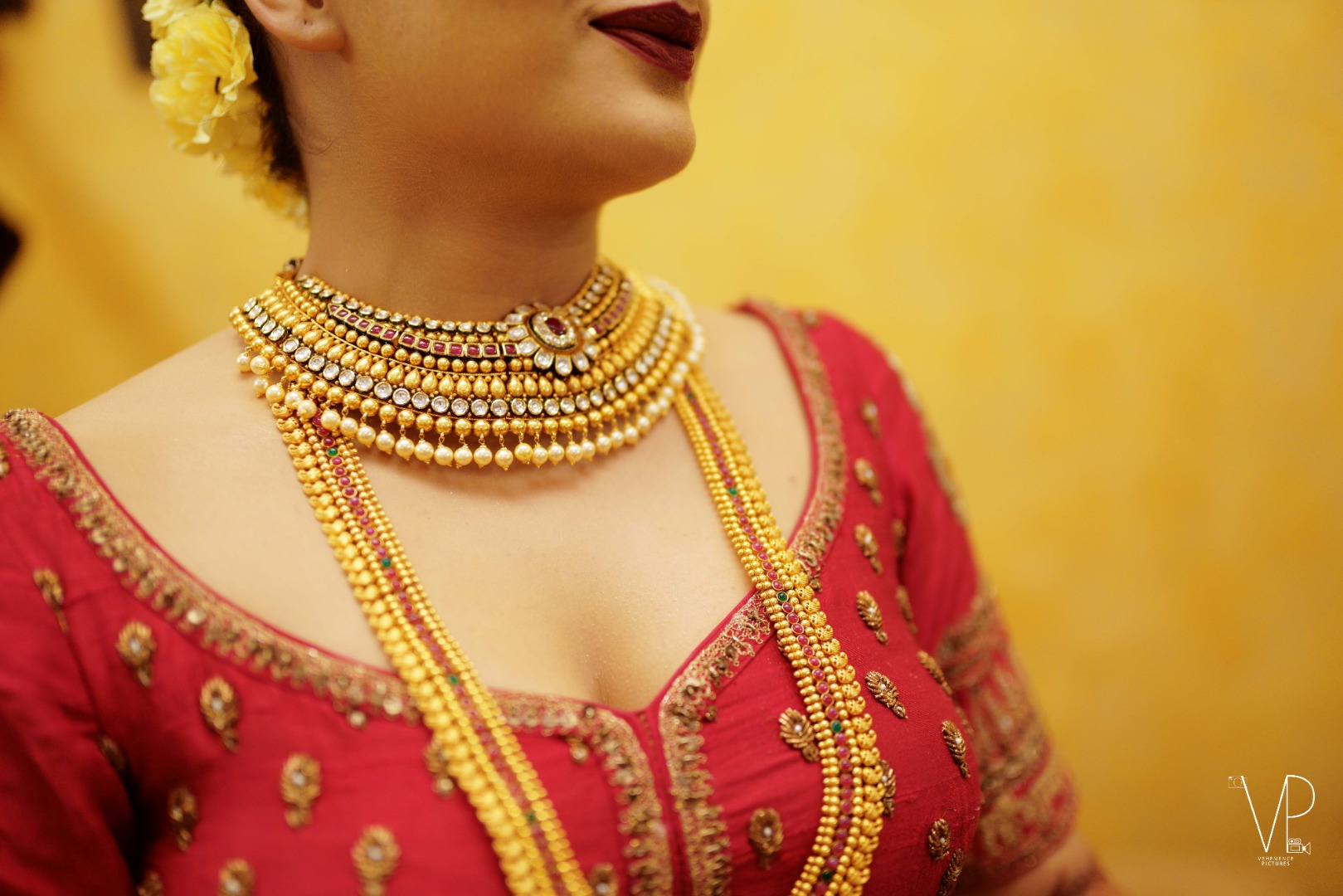 Simple Indian Wedding Jewellery Sets